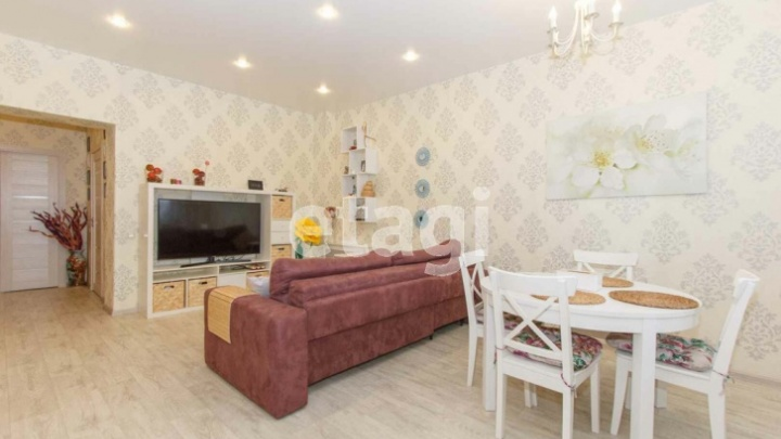 Топ-4 стильных квартир в сталинках Новосибирска: оцените ремонт и мебель