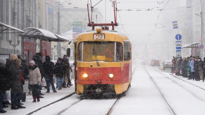 Крещенские морозы и снова снег: синоптики предупредили жителей Екатеринбурга об осадках