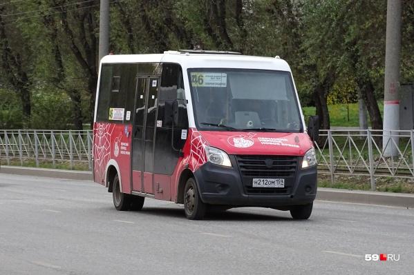 В помощь микроавтобусу в четверг выйдут три больших автобуса