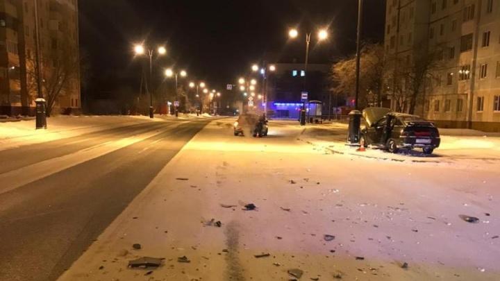 Пьяный водитель без прав в Тобольске спровоцировал ДТП в новогоднюю ночь