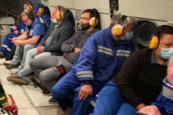 В Казачинско-Ленский район оперативно вылетели медики