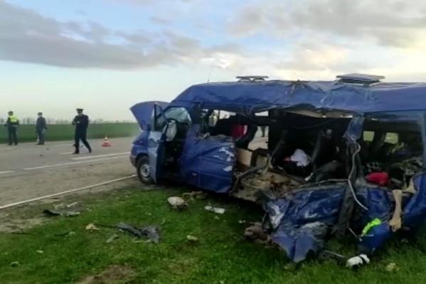 Страшная катастрофа произошла в пятницу, 30 апреля, в Ставропольском крае
