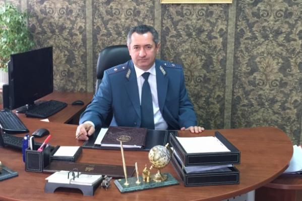 Алан Марзаев в 2019–2020 годах руководил Управлением дорожного хозяйства Башкирии