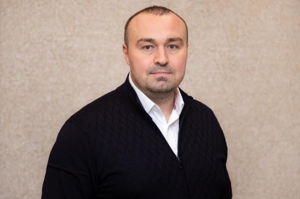 Исполнительный директор СРО «Союз профессиональных строителей» Андрей Бессерт