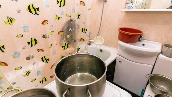 В Самаре снова отключат горячую воду