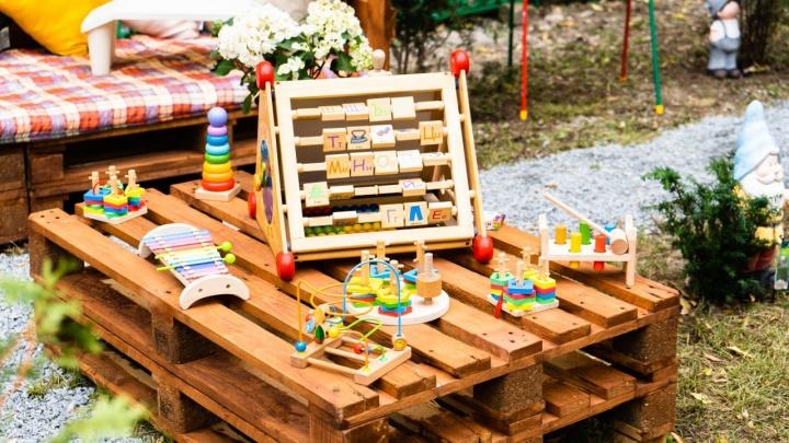 В Перми открыли экологический сад для детей с психоневрологическими расстройствами