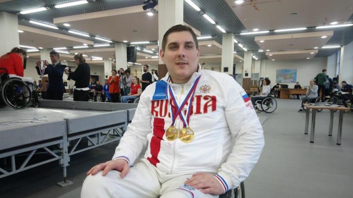 На Паралимпиаду от Омской области полетят шесть спортсменов