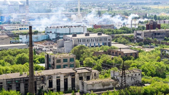 На территории тольяттинского завода «Фосфор» ввели режим повышенной готовности