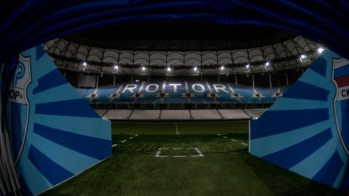 Волгоградский «Ротор» не смог обжаловать итоги матча «Уфа» — «Арсенал»