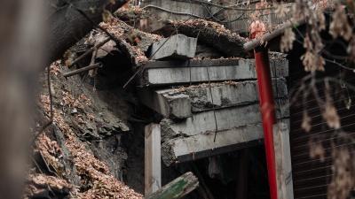 Три года в ожидании ЧС: как предприниматели боролись с оползнем в центре Красноярска