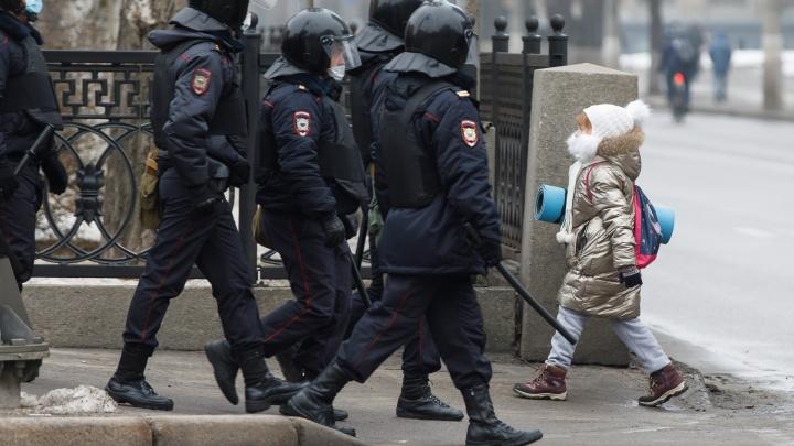 В Волгограде силовики подавили очередную акцию протеста: смотрите, как это было