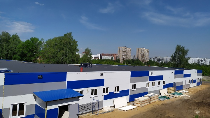«Счет идет на часы и минуты»: в Медгородке скоро откроют отдельный ковид-госпиталь