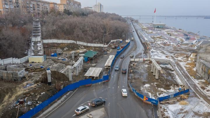 Каждый день с 10 февраля: Нулевую Продольную в Волгограде готовят к перекрытиям