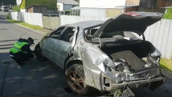 Виновником смерти 17-летней девушки в ДТП оказался ее родной брат. Он сбежал с места аварии