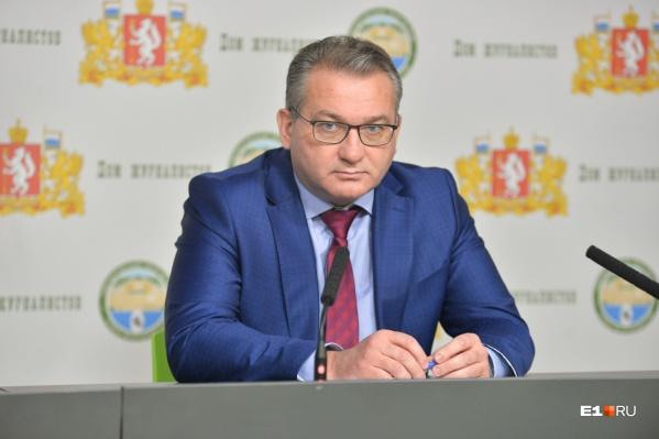 Александр Ковальчик уволился из администрации Екатеринбурга в расчете стать мэром Среднеуральска