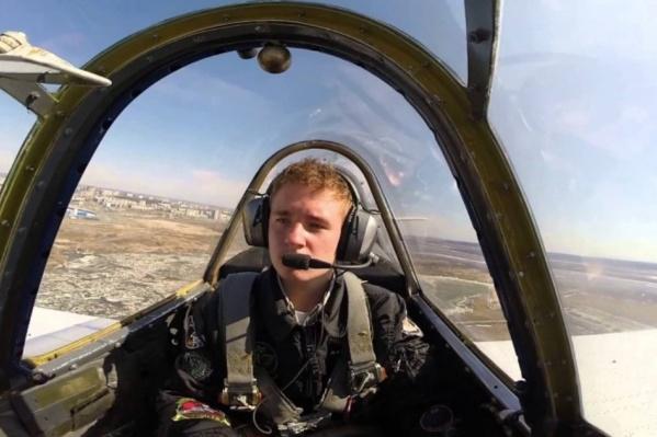 Иван Барсов — самый молодой участник чемпионата Европы по высшему пилотажу