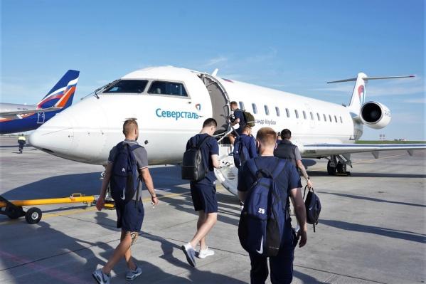 «Ротор» улетит в Казань рейсом «Северстали»
