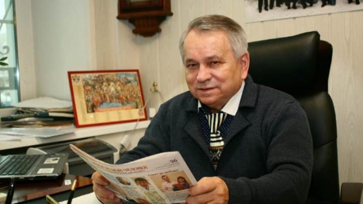Северяне простились с Вячеславом Белоусовым. С бандитских 90-х он издавал на всю страну «добрые газеты»