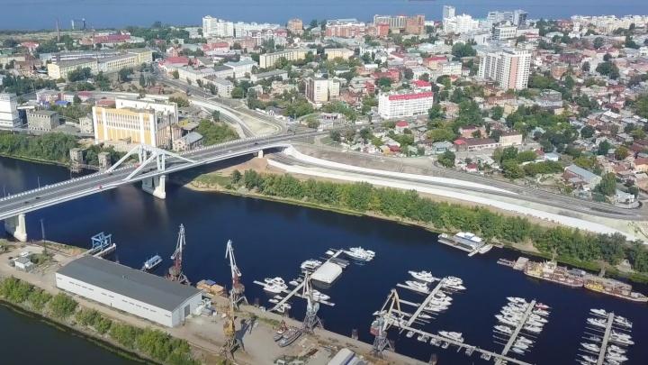 Прощай, яхт-клуб! Полуостров под Самарским (Фрунзенским) мостом зачистят от построек