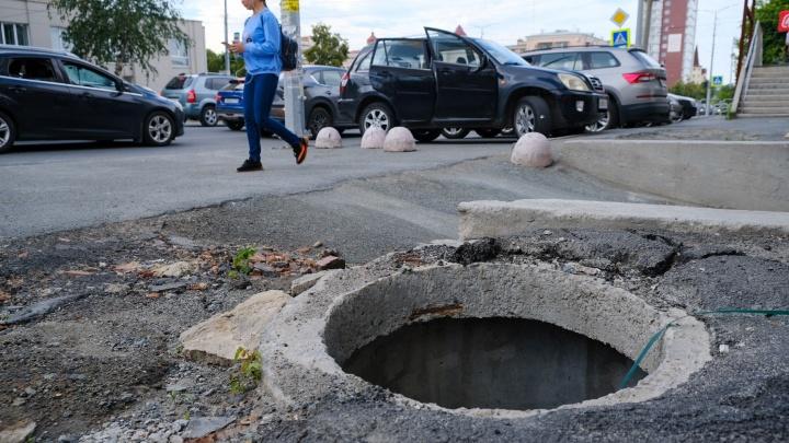 Свобода для прогулок: на улице Челябинска, ведущей к набережной, обустроят пешеходную зону