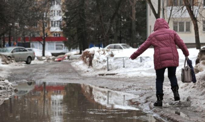 Синоптики рассказали о погоде в начале рабочей недели вБашкирии
