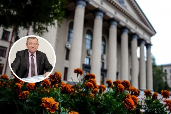 Алексей Мальцев руководил факультетом с 1995 года