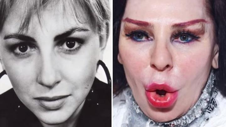 Малярша из ПТУ: скандально известная Жанна Агузарова до популярности жила в Колывани — смотрим старые фото (ее не узнать)