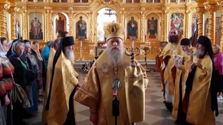 Наместник Соловецкого монастыря, который обвинил вакцину в генной модификации людей, заболел ковидом