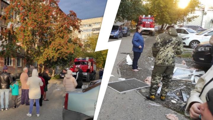 В многоэтажке в Верхней Пышме произошел взрыв газа. Пострадавшего увезли в больницу в Екатеринбург