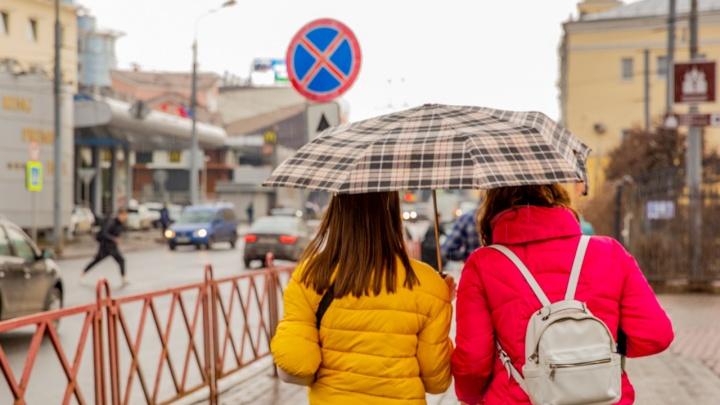 «Климатический октябрь»: синоптики дали неутешительный прогноз на День города в Ярославле