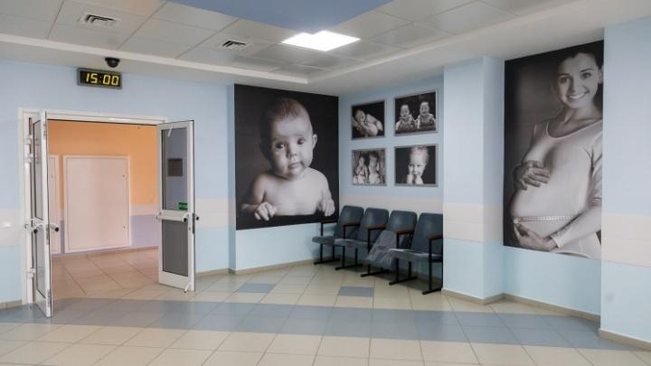 Перинатальный центр № 2 Волгограда закрывают на ремонт и дезинфекцию