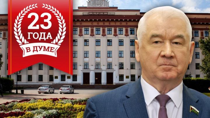 Компромисс губернаторов: кто такой Сергей Корепанов и почему он сидит в тюменской думе больше 20 лет