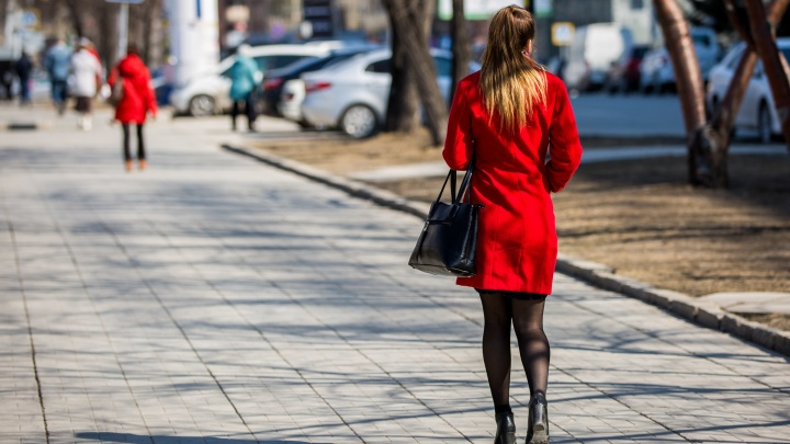 Готовимся снимать куртки. Как изменится погода в Новосибирске до конца недели?