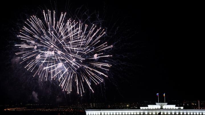 Парад, танцы и салют: как в Ростове отпраздновали 9Мая. Большой фоторепортаж 161.RU