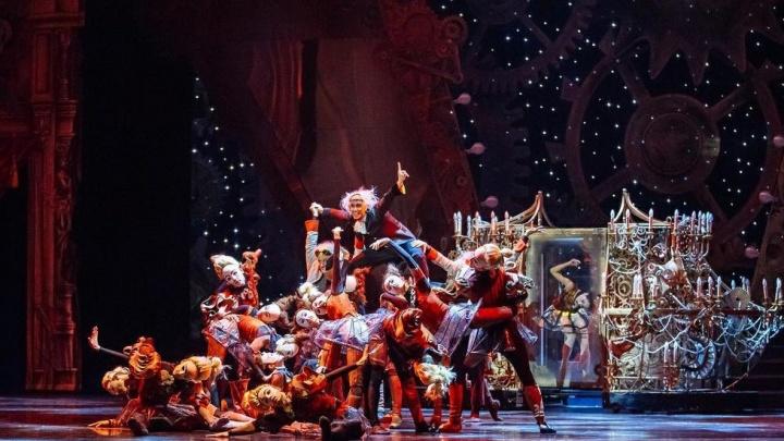 В Челябинске пройдет XII Международный фестиваль балета «В честь Екатерины Максимовой»