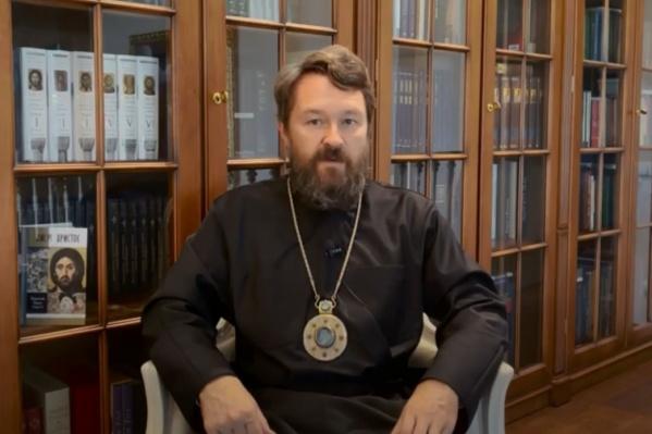 Митрополит Иларион возглавляет Отдел внешних церковных связей Московского патриархата