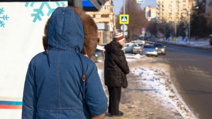 В Самаре заморозили отмену двух автобусных маршрутов
