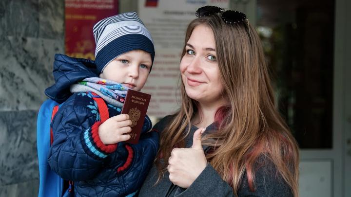 Оренбург голосующий: фоторепортаж с избирательных участков