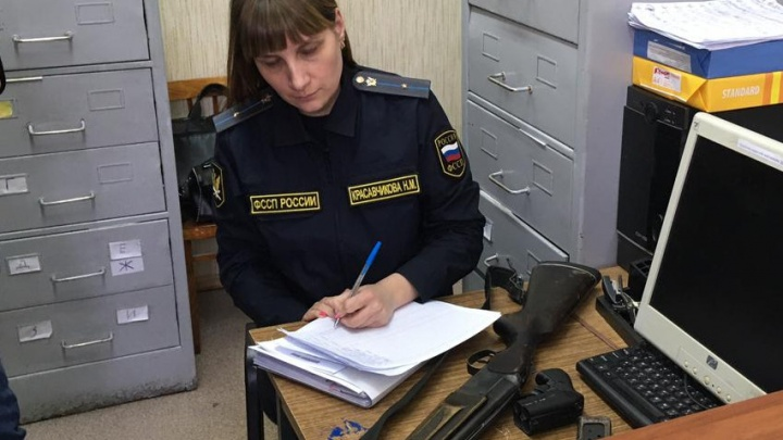В Ярославле поймали оружейного барона, который за год накопил трехмиллионный штраф за лихую езду