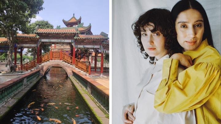 «Философия бережного отношения к себе». Пермячка с подругой создала в Китае бренд концептуальной одежды