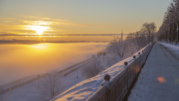 «Это экстрим»: Ярославской области из-за морозов ввели режим повышенной готовности