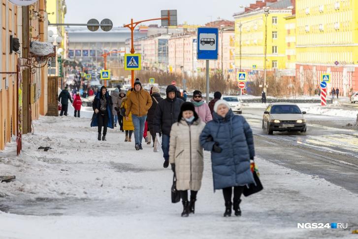 Норильск сегодня по условиям жизни много уступает даже Красноярску, не говоря уж о столицах. А когда-то было совсем иначе