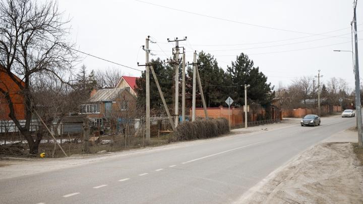 Дорога на Суворовский, ради которой снесут 137 домов, обойдется Ростову в 6 млрд рублей