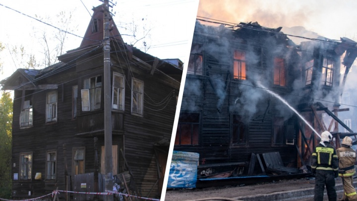 «Ценности не представляет!» Мнение Юрия Барашкова отом, стоитли грустить по сгоревшему дому Брагина
