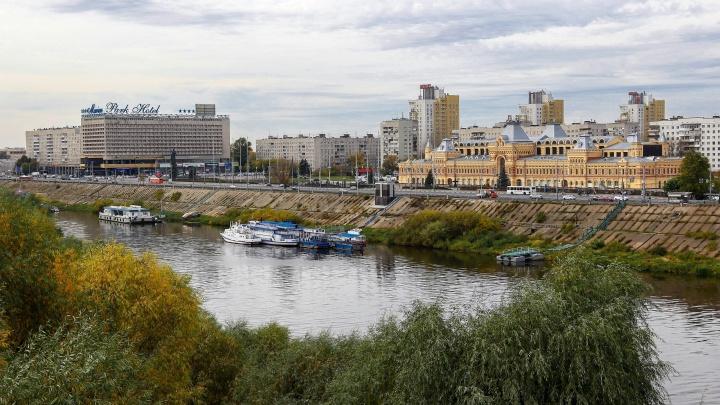 «Сильных осадков не предвидится»: метеоролог рассказал, какой будет погода в Нижнем Новгороде на этой неделе