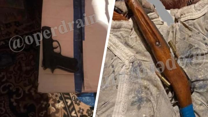 Стали известны подробности задержания вооруженных националистов в Башкирии