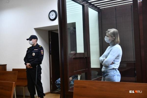 Елену Николаеву освободили из-под стражи, но запретили ей выполнять определенные действия