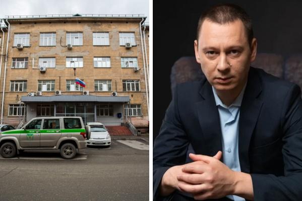 После побега Николая Сальникова вновь заключили под стражу