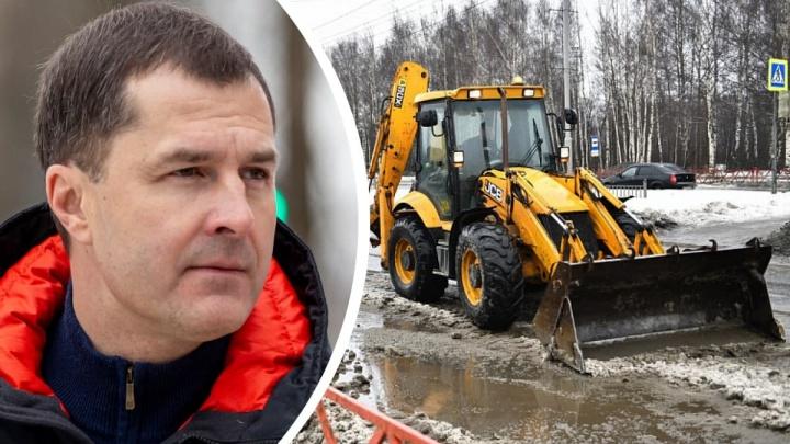 Мэр Ярославля рассказал, откуда в городе взялись проблемы со снегоуборочной техникой