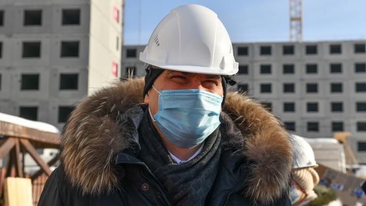 Высокинский, хоть и не мэр, но по-прежнему планирует построить канатную дорогу в Екатеринбурге